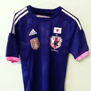 Japan 2011 Soccer Jersey (Limited Edition)